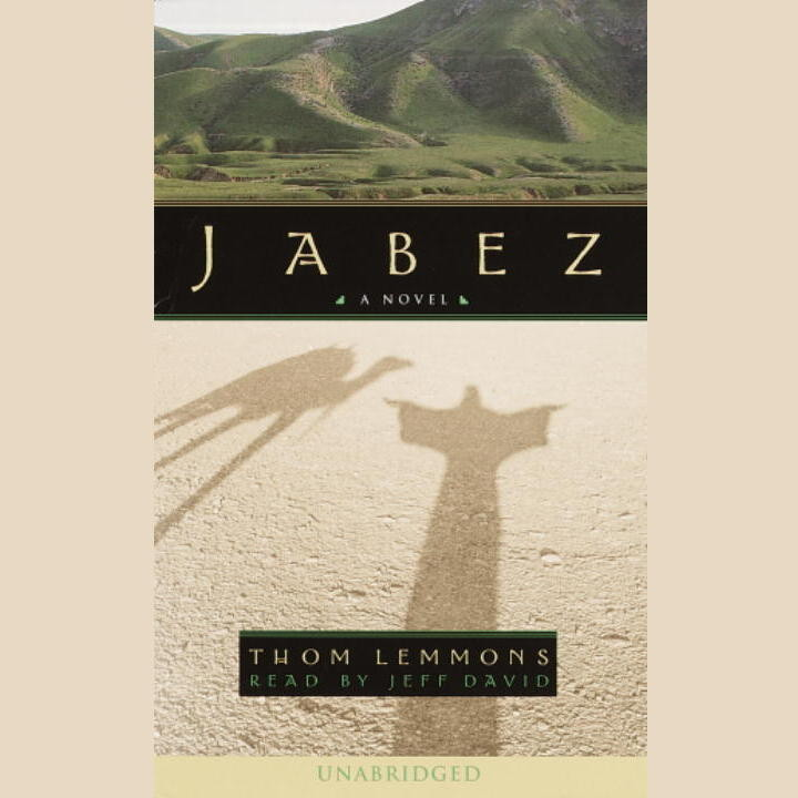 Printable Jabez Audiobook Cover Art