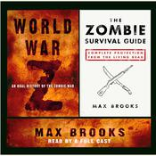 World War Z and The Zombie Survival Guide Audiobook, by Max Brooks