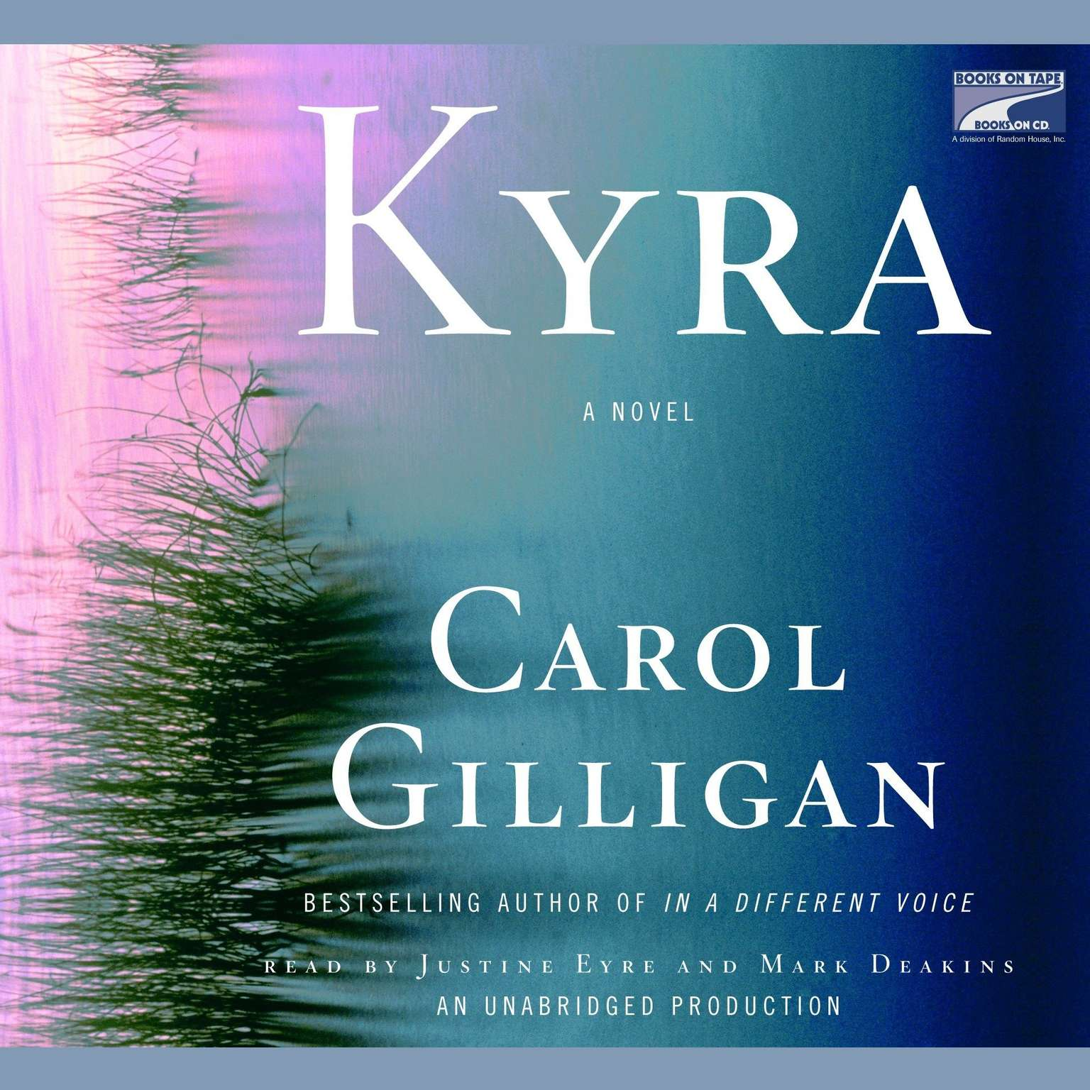 Printable Kyra: A Novel Audiobook Cover Art