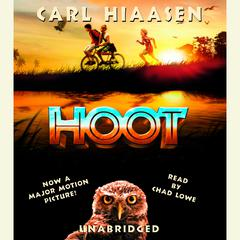 Hoot Audiobook, by Carl Hiaasen
