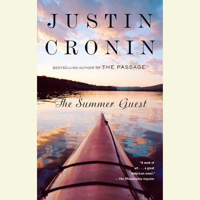The Summer Guest: A Novel Audiobook, by Justin Cronin