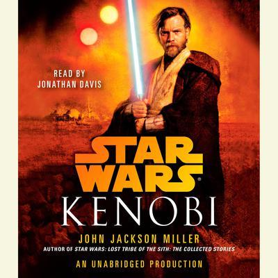 Kenobi: Star Wars Legends Audiobook, by John Jackson Miller