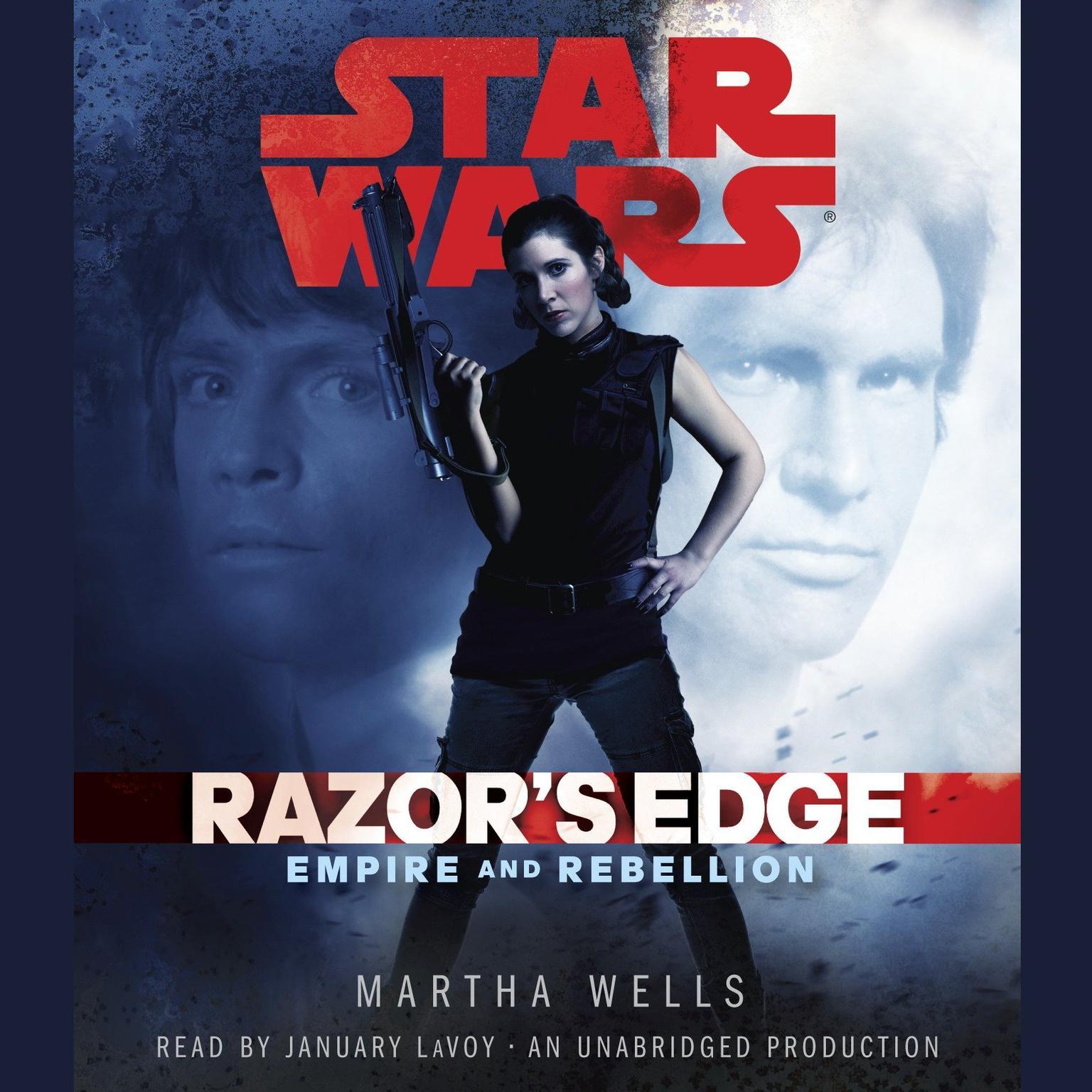 Razors Edge: Star Wars Legends Audiobook, by Martha Wells