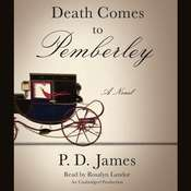 Death Comes to Pemberley Audiobook, by P. D. James