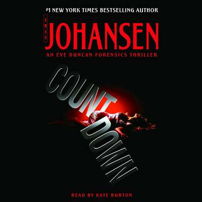 Countdown Audiobook, by Iris Johansen