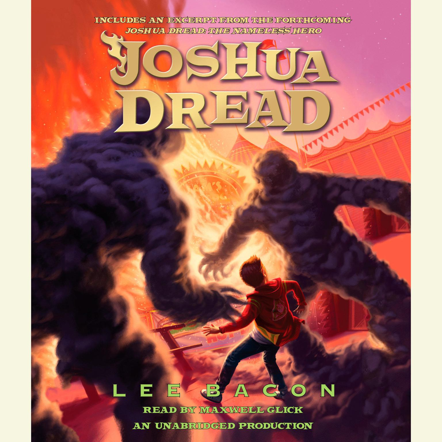 Printable Joshua Dread Audiobook Cover Art
