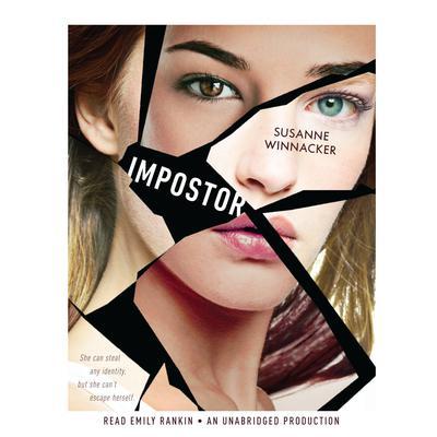 Impostor: A Variants Novel Audiobook, by Susanne Winnacker