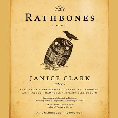 The Rathbones Audiobook, by Janice Clark