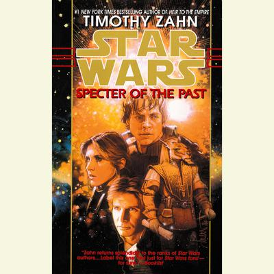 Specter of the Past: Star Wars Legends (The Hand of Thrawn): Book I Audiobook, by Timothy Zahn