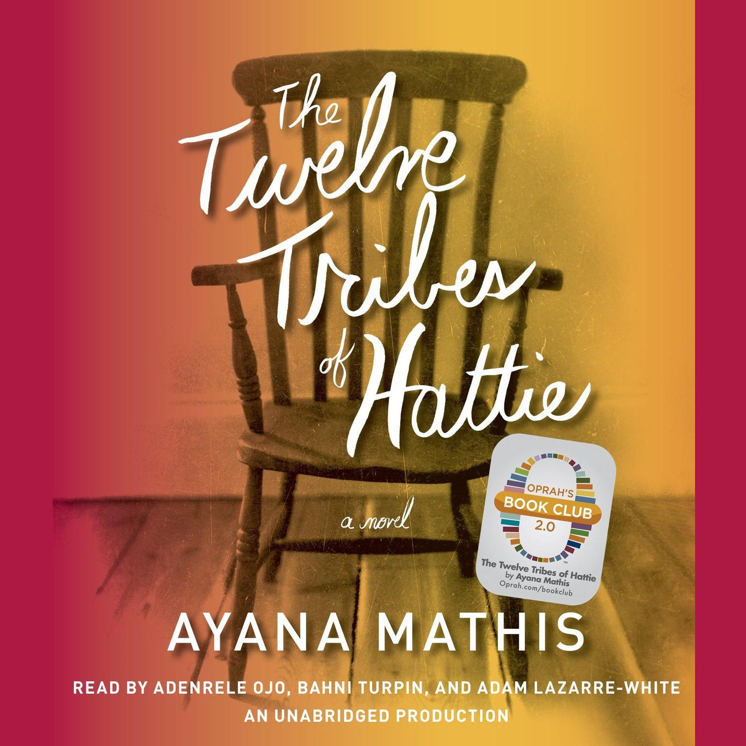 Printable The Twelve Tribes of Hattie (Oprah's Book Club 2.0) Audiobook Cover Art