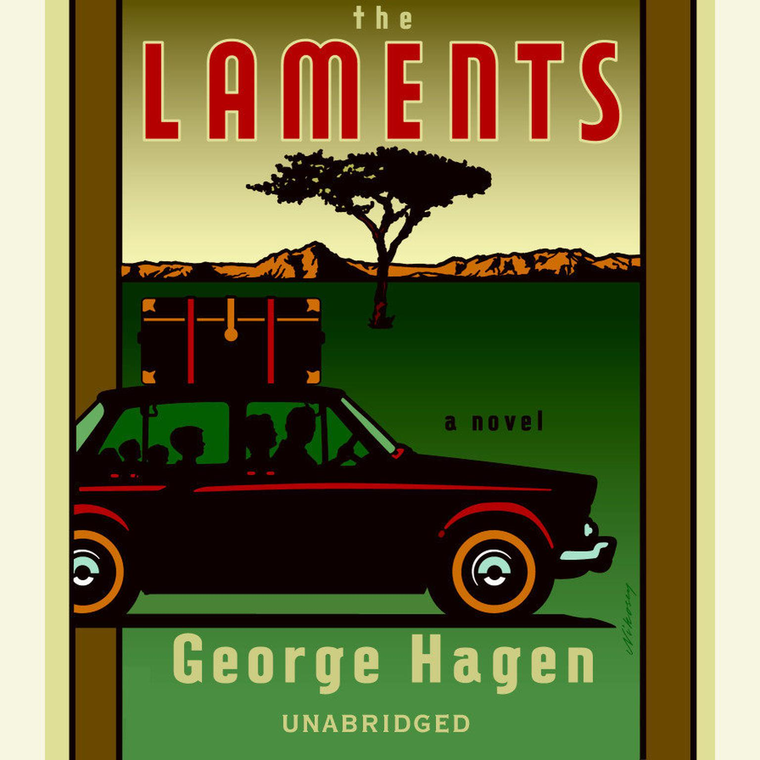 Printable The Laments Audiobook Cover Art