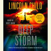 Deep Storm Audiobook, by Lincoln Child