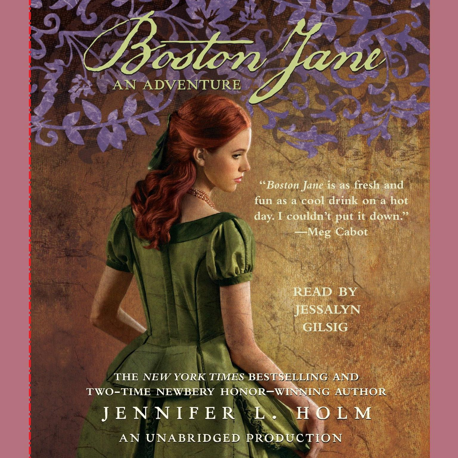 Printable Boston Jane: An Adventure Audiobook Cover Art