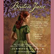 Boston Jane: An Adventure Audiobook, by Jennifer L. Holm