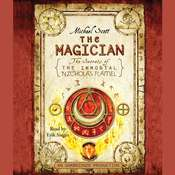 The Magician Audiobook, by Michael Scott