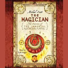 The Magician Audiobook, by