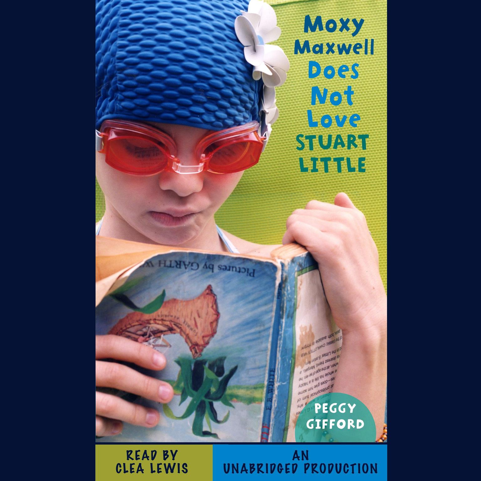 Printable Moxy Maxwell Does Not Love Stuart Little Audiobook Cover Art