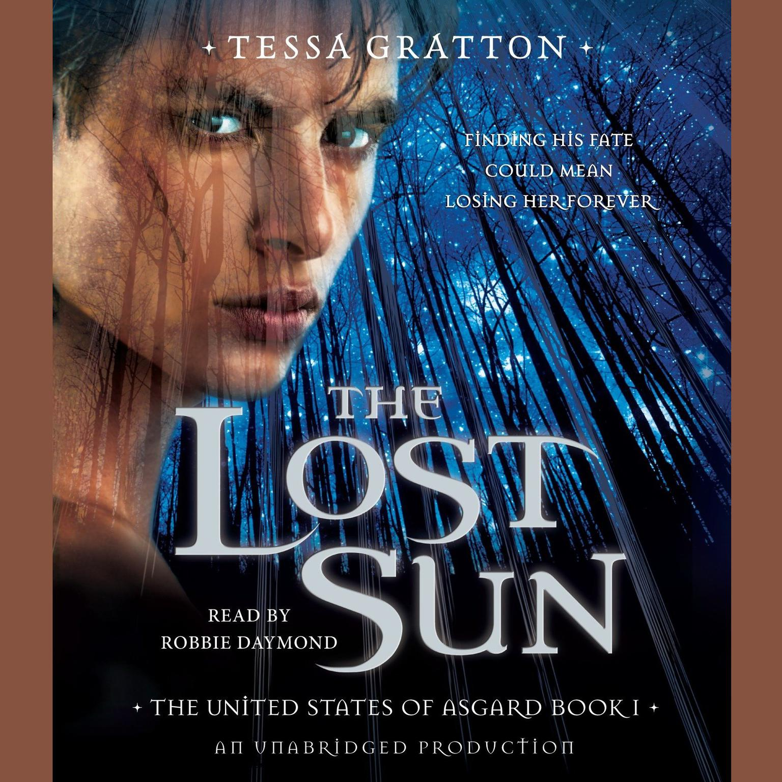 Printable The Lost Sun: Book 1 of United States of Asgard Audiobook Cover Art