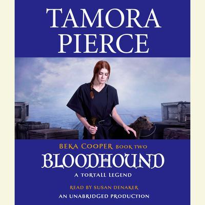 Bloodhound: The Legend of Beka Cooper #2 Audiobook, by Tamora Pierce