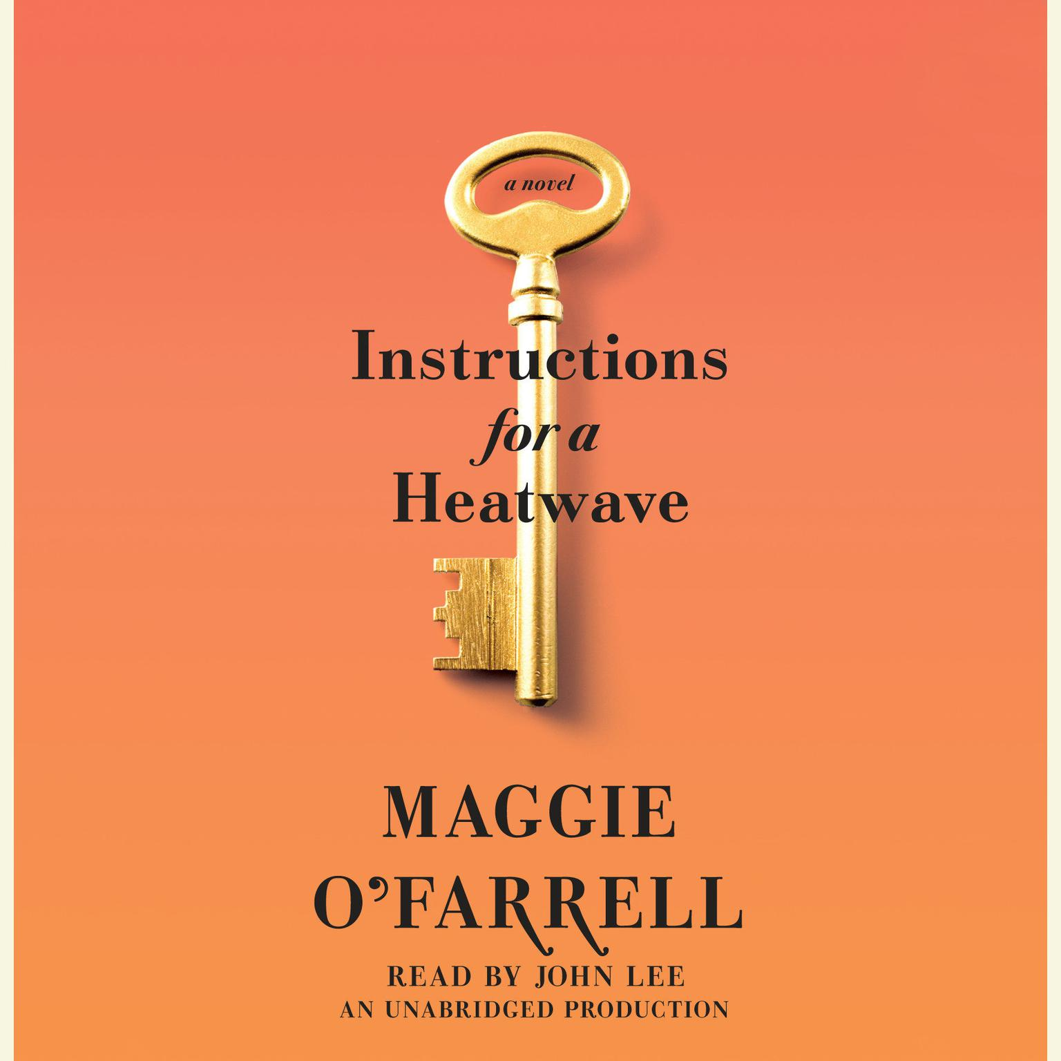 Printable Instructions for a Heatwave Audiobook Cover Art