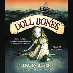 Doll Bones Audiobook, by