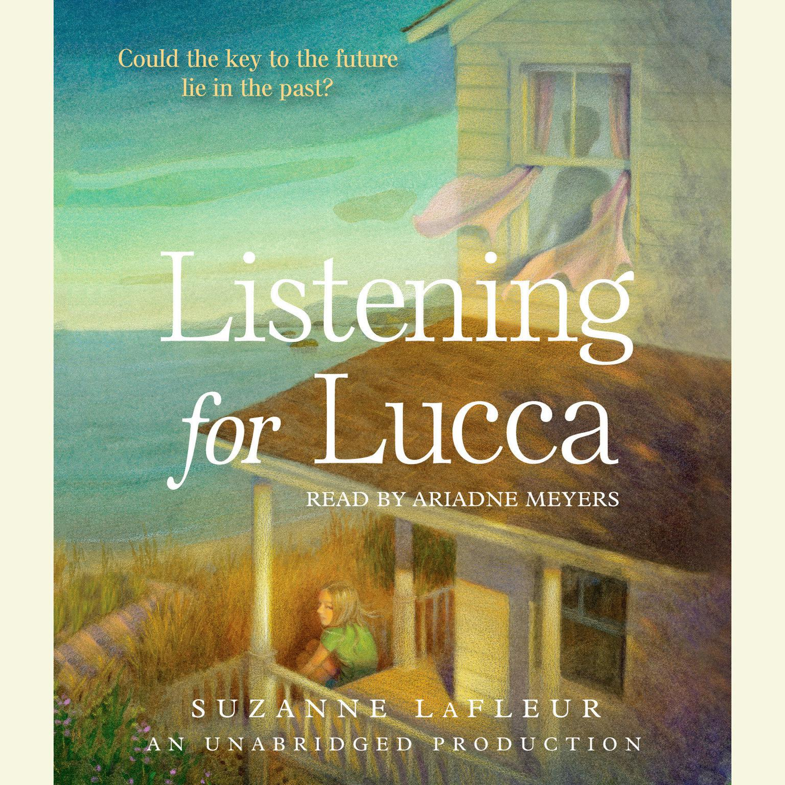 Printable Listening for Lucca Audiobook Cover Art