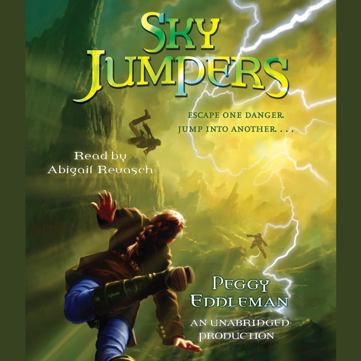 Printable Sky Jumpers: Book 1 Audiobook Cover Art