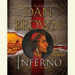 Inferno: A Novel Audiobook, by Dan Brown