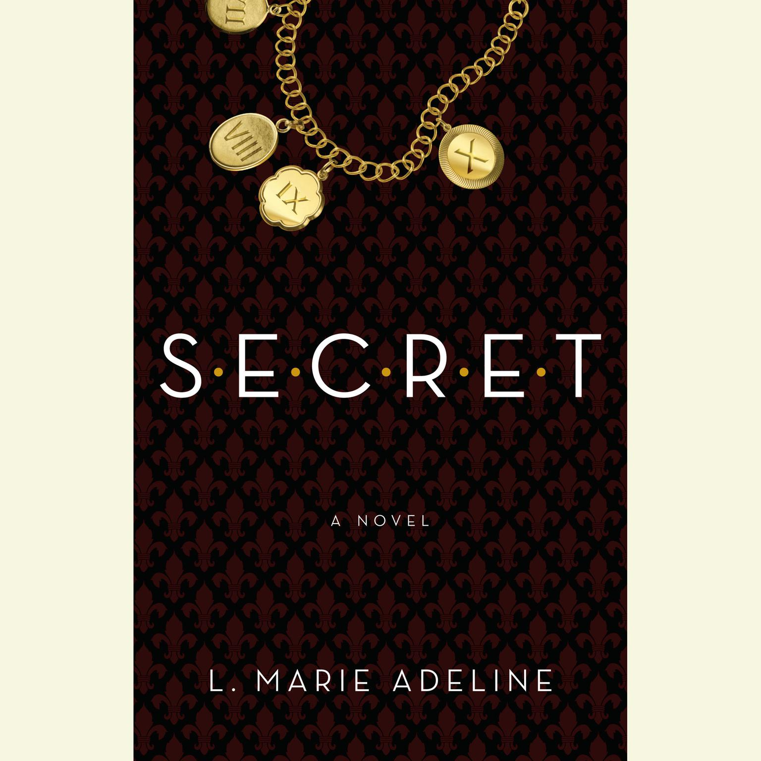 Printable SECRET: A SECRET Novel Audiobook Cover Art
