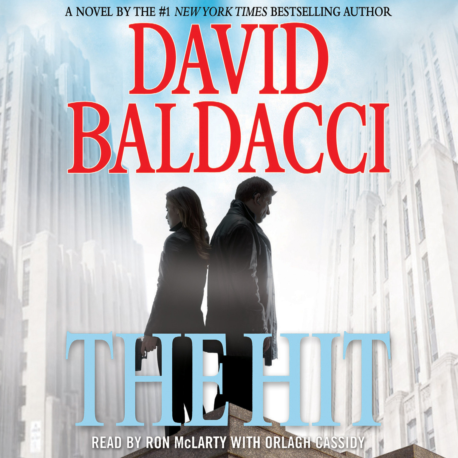 Printable The Hit Audiobook Cover Art