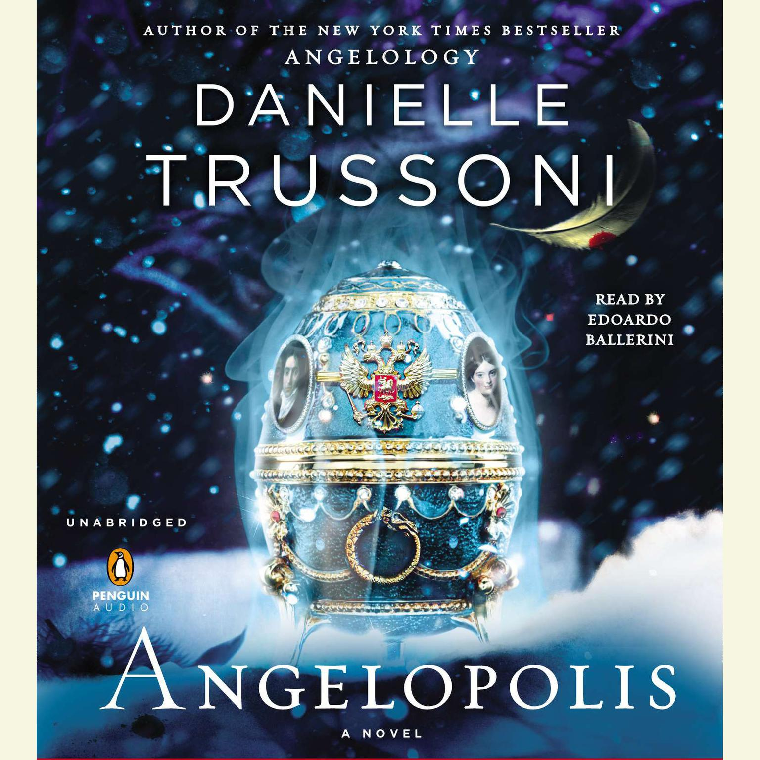 Printable Angelopolis Audiobook Cover Art