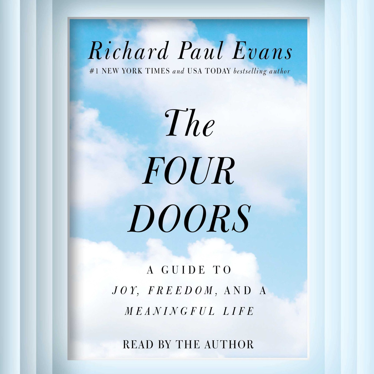Printable The Four Doors: A Guide to Joy, Freedom, and a Meaningful Life Audiobook Cover Art