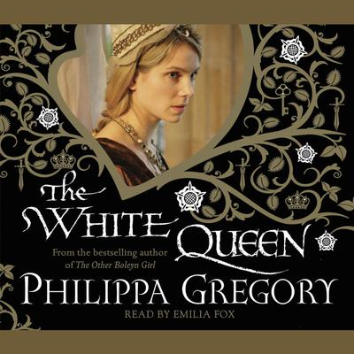 Printable The White Queen: A Novel Audiobook Cover Art