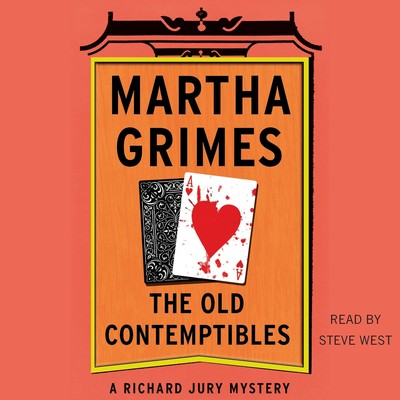 The Old Contemptibles Audiobook, by Martha Grimes