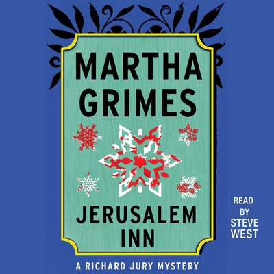 Jerusalem Inn Audiobook, by Martha Grimes