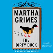 The Dirty Duck, by Martha Grimes