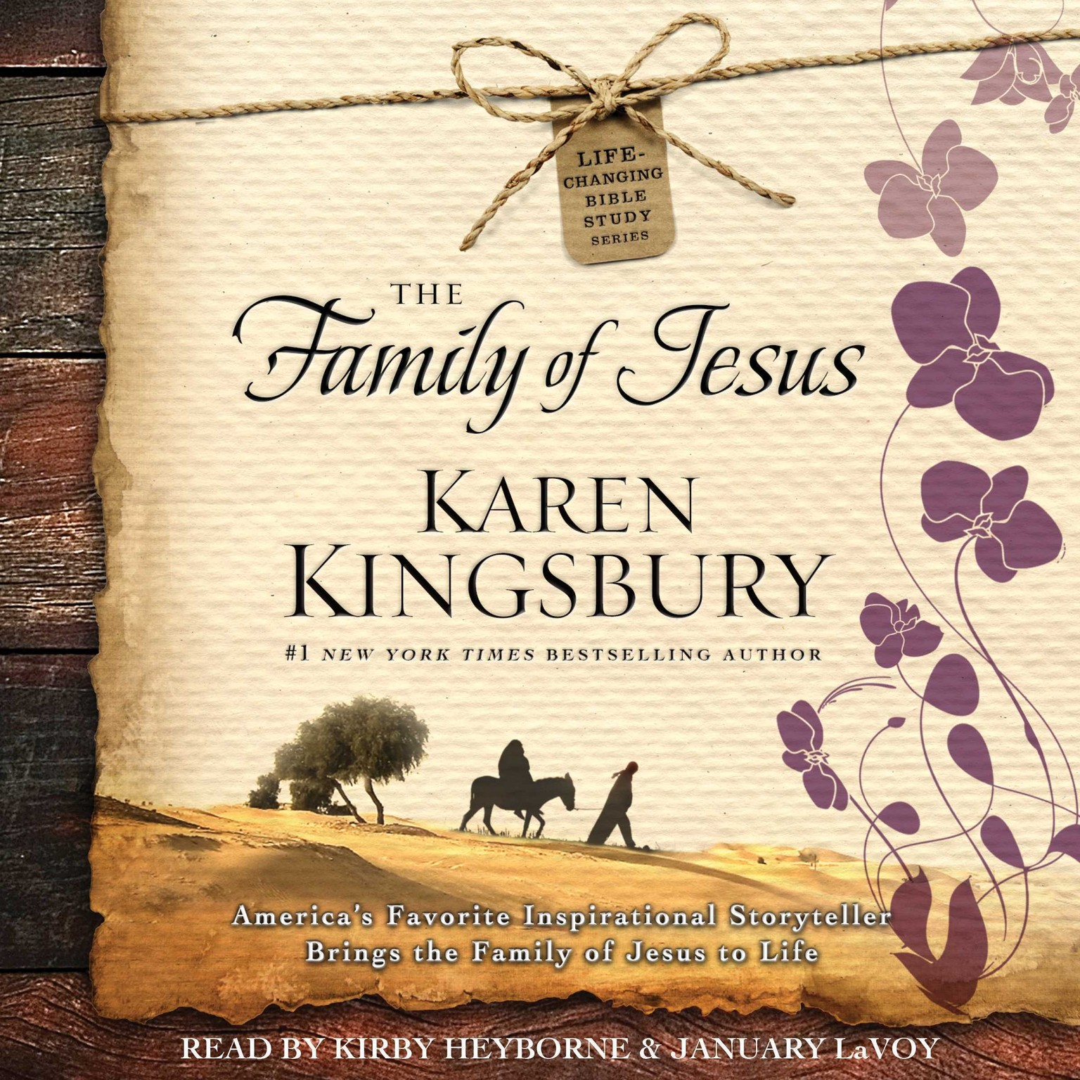 Printable The Family of Jesus Audiobook Cover Art