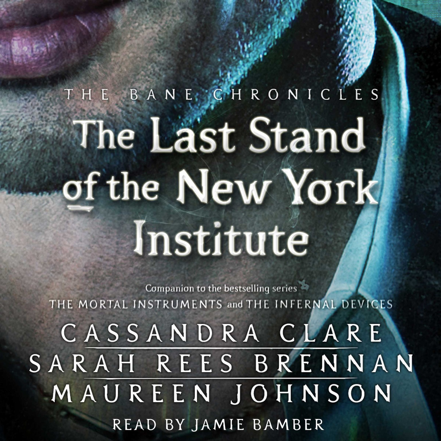 Printable The Last Stand of the New York Institute Audiobook Cover Art