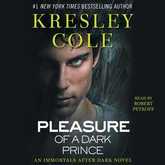 Pleasure of a Dark Prince Audiobook, by