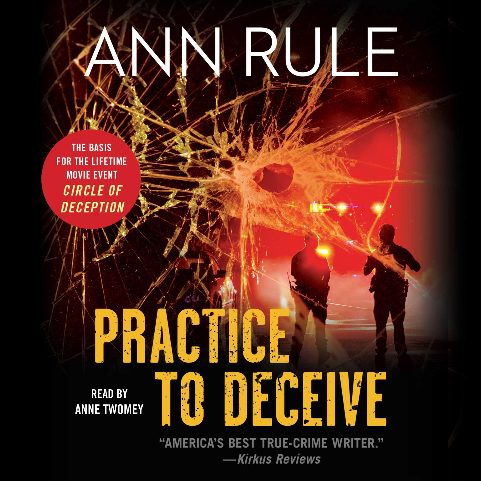 Printable Practice to Deceive Audiobook Cover Art