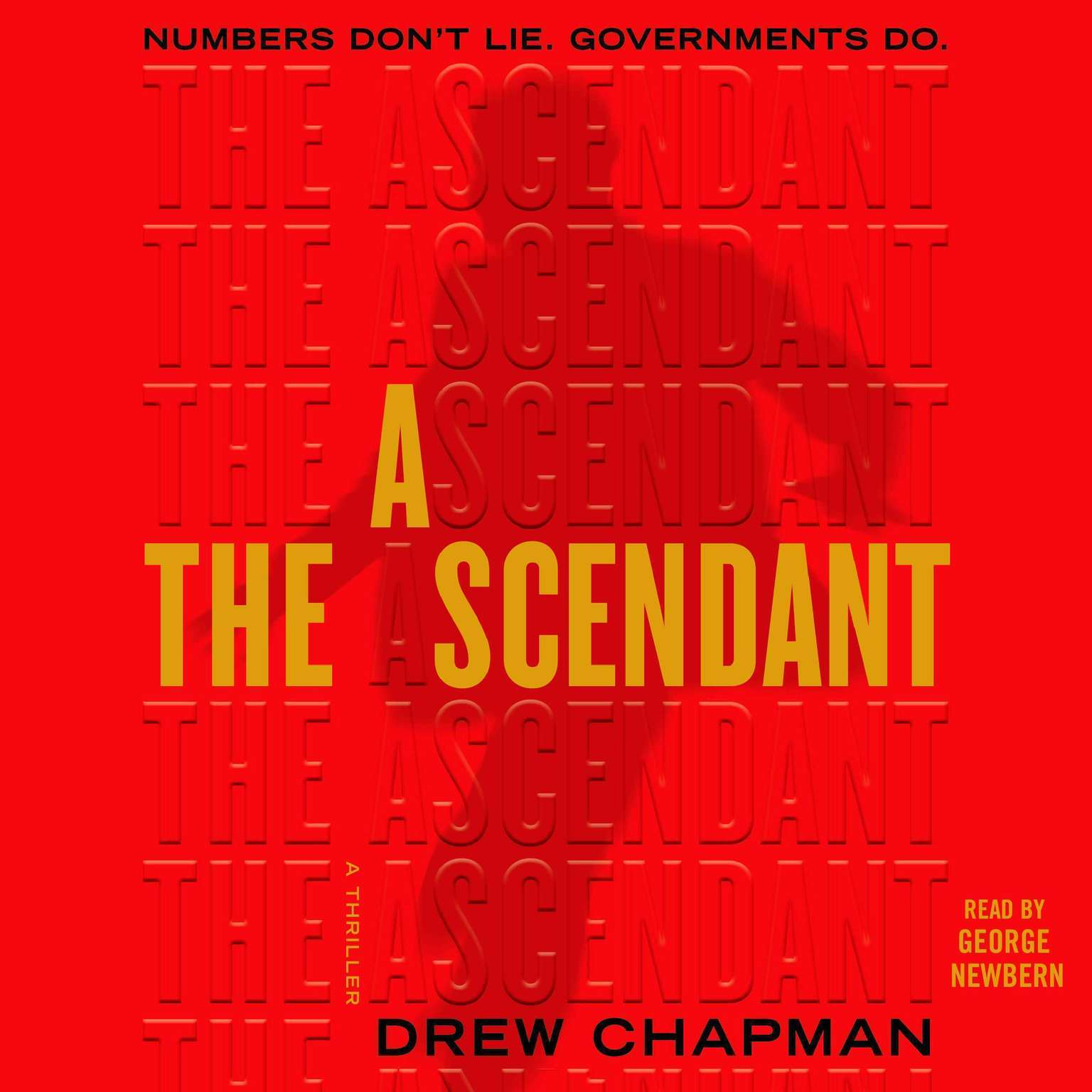 Printable The Ascendant: A Thriller Audiobook Cover Art