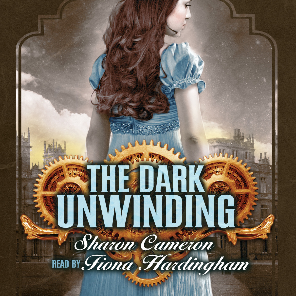 Printable The Dark Unwinding Audiobook Cover Art