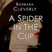 A Spider in the Cup, by Barbara Cleverly