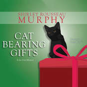 Cat Bearing Gifts, by Shirley Rousseau Murphy