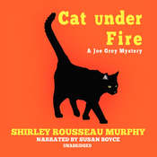 Cat under Fire, by Shirley Rousseau Murphy