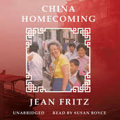 China Homecoming Audiobook, by Jean Fritz
