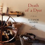 Death of a Dyer Audiobook, by Eleanor Kuhns