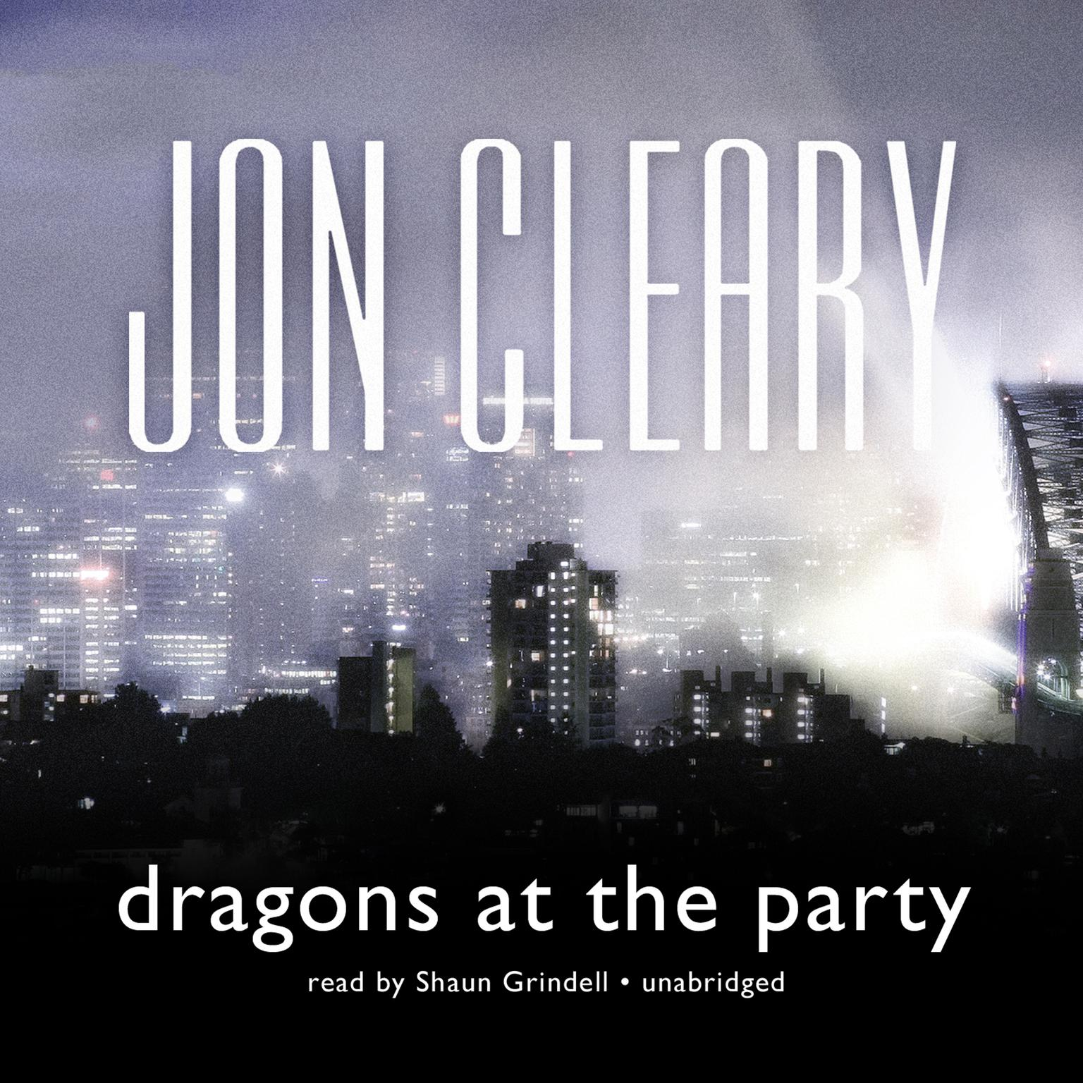 Printable Dragons at the Party Audiobook Cover Art