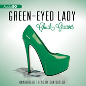 Green-Eyed Lady Audiobook, by James Grippando, Chuck Greaves