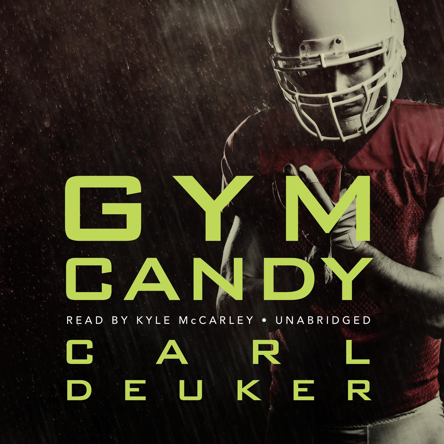 Printable Gym Candy Audiobook Cover Art